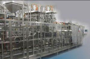Exlar's GSX actuators are used in filling machines