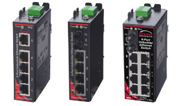 red lion industrial ethernet swtiches