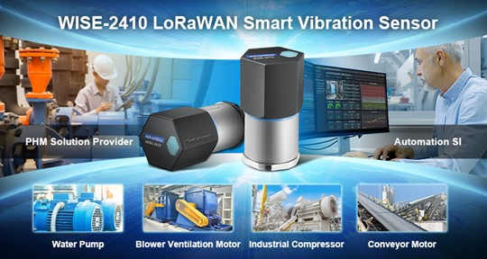 Advantech Smart Vibration Sensor