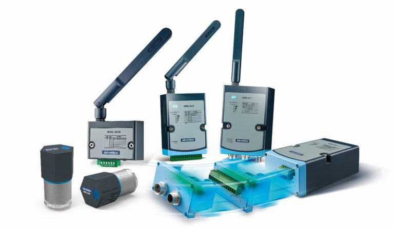 Wireless IoT Sensing Devices from Advantech