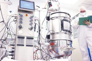Applied Motion Servo in bioreactor system