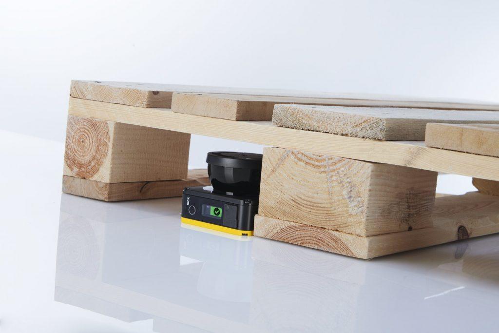 nanoScan3 safety laser scanner