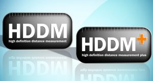 HDDM High Definition distance measurement from SICK