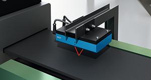 SICK SPEETEC non-contact incremental encoder laser surface motion sensor