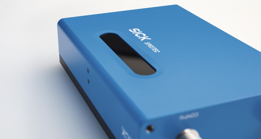 SICK SPEETEC laser surface motion sensor