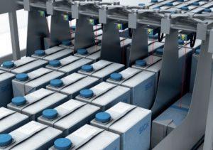 SICK w4f Photoelectric Sensor Detection in lane applications