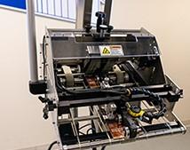 BW Integrated System feeder uses Mitsubishi servo plc hmi