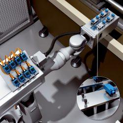 SICK Pac50 robot gripper